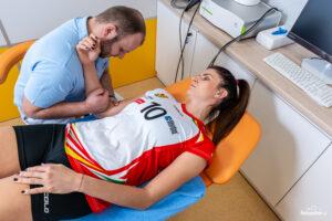 rozpoznanie w ramach terapii manualnej